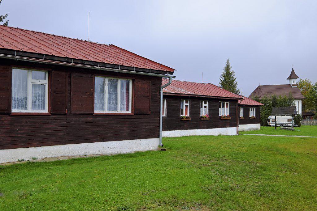 Kemp Oravice - bungalovy